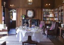 Endsleigh Hotel dining room